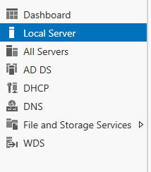 Windows Deployment Services - WDS Tab
